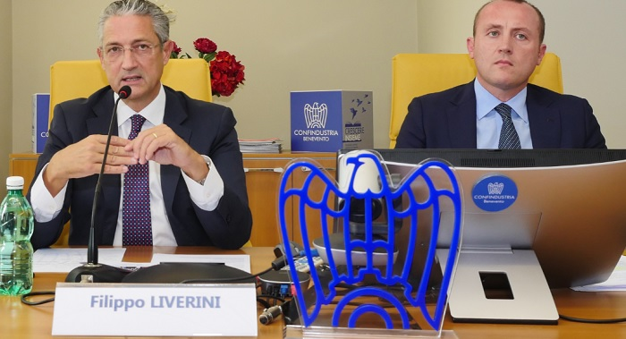 """Rapporto """"Dove Va l'economia Sannita"""":Lampugnale e Liverini ringraziano gli Organi di Informazione per la fattiva presenza."""
