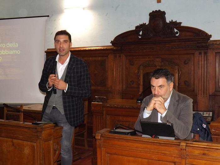 Piano per il Lavoro della Regione Campania. Baccari e Mortaruolo illustrano le modalità e le finalità