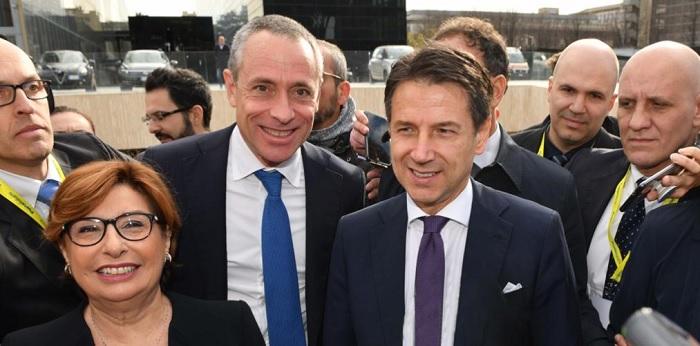 Poste Italiane incontra i sindaci d'Italia.