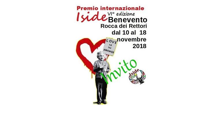 Tutto pronto per inaugurare la VI° edizione del premio internazionale Iside.