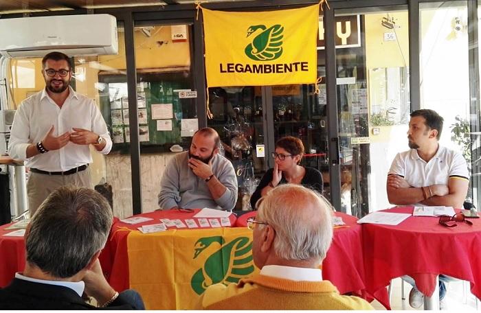 """PUC San Giorgio del Sannio, Legambiente: """"Non solo case,ma visione di futuro"""""""