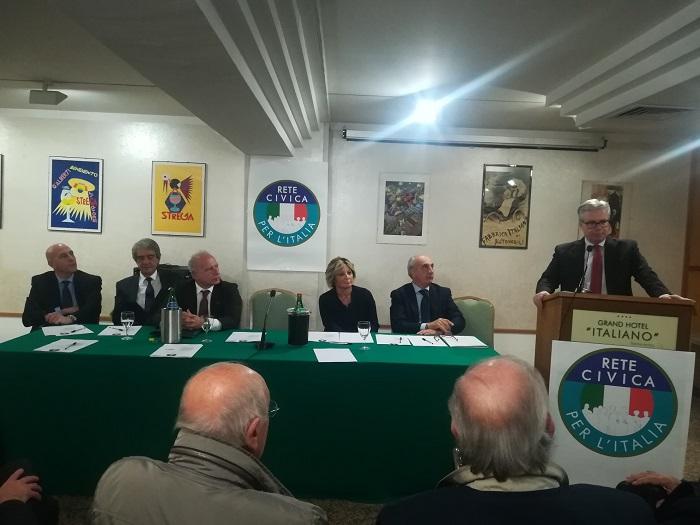 """Rete Civica : Prove in vista delle Europe. Vi aderisce anche """"Benevento Libera"""""""