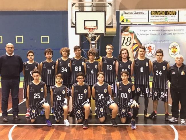 Edil Appia Basket Sant'Agnese: vittorie per Under 18 e Under 16 in memoria di Don Costantino Frusciante.