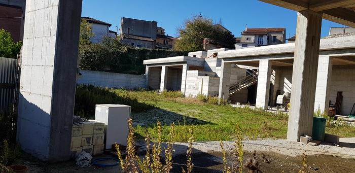 Pietrelcina. Oratorio giovanile costruito in maniera difforme al Puc.