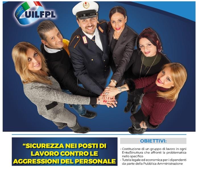 Uil: Proposta di Legge contro le aggressioni fisiche o verbali ai danni dei dipendenti delle Pubbliche Amministrazioni.