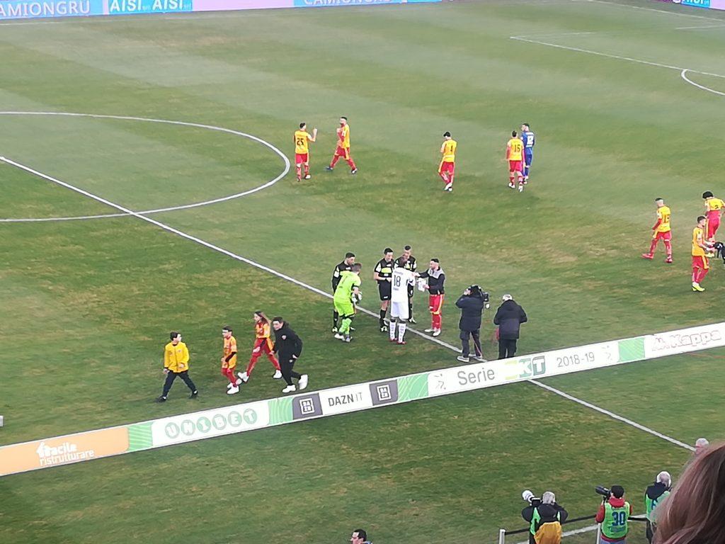 Tra Benevento e Brescia finisce 1 ad 1