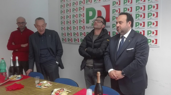 Pd. C'è l'ufficialità, Del Basso De Caro è candidato a segretario regionale.