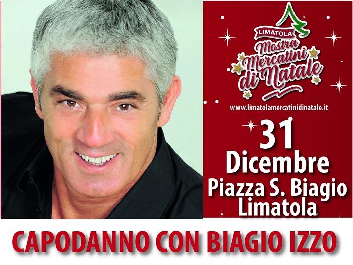 Limatola. Capodanno in piazza con Biagio Izzo