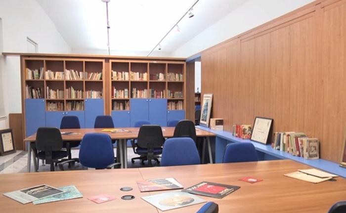 Biblioteca Comunale, finalmente c'è ! Presentata anche la mostra su Nino Taranto