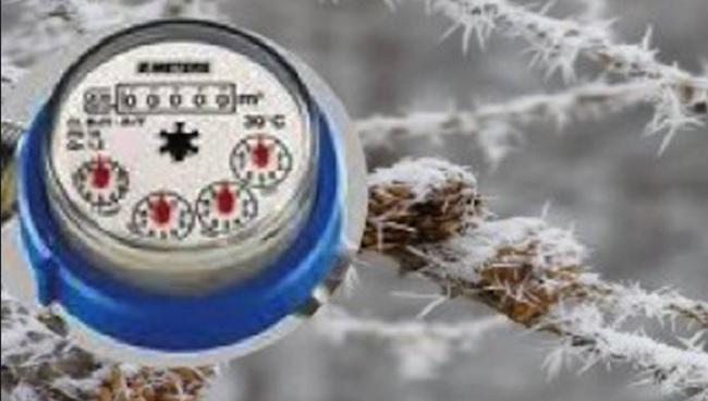 Calo delle temperature, i consigli di GESESA per proteggere i contatori idrici dal gelo.