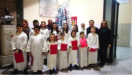 Il giorno di Natale Santa Messa al Fatebenefratelli alle ore 9,30