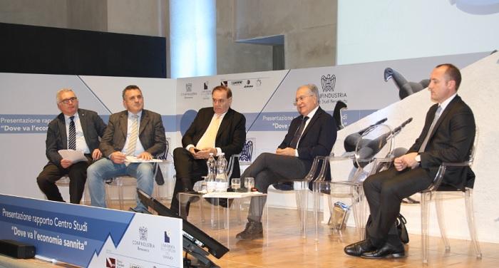 """Rapporto """"Dove va l'Economia Sannita"""". Oggi la presentazione del centro studi Confindustria Benevento."""