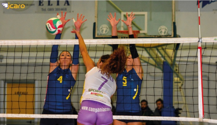 Icaro Accadmeia affronterà il Volley Montoro.Tre punti per riprendere la marcia.