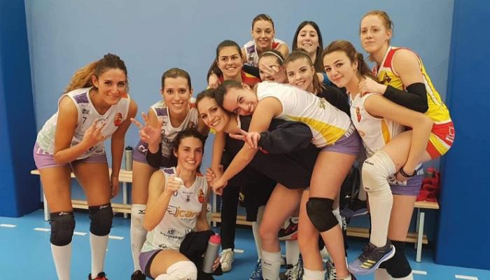 Ancora un successo per la Icaro Accademia, Alma Volley ko.