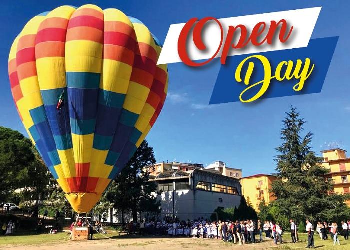 """""""Open Day"""" dell'Istituto Paritario """"De La Salle"""" di Benevento: il 26 Gennaio ultima giornata."""