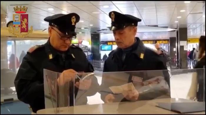 Polizia, stazioni sicure. Controlli straordinari a viaggiatori e bagagli in ambito ferroviario. Arresti e denunce.