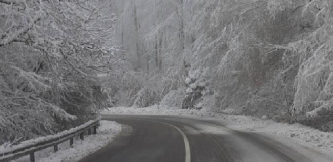 Viabilità: Di Maria approva il Piano Neve sulle Strade Provinciali