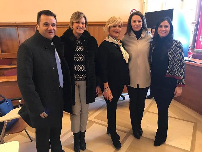 Consulta delle donne. Questa mattina si è votato a Palazzo Mosti.