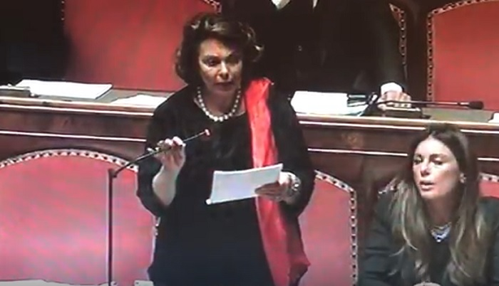 Comuni dissestati: Sandra Lonardo (FI) interroga il Ministro Tria