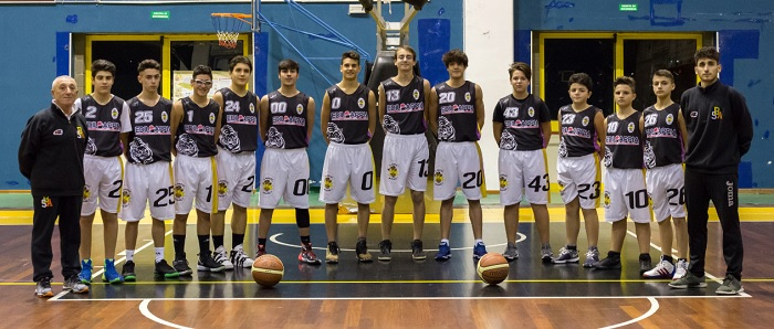 Edil Appia Basket Sant'Agnese: l'Under 16 batte Pastena e passa ai quarti