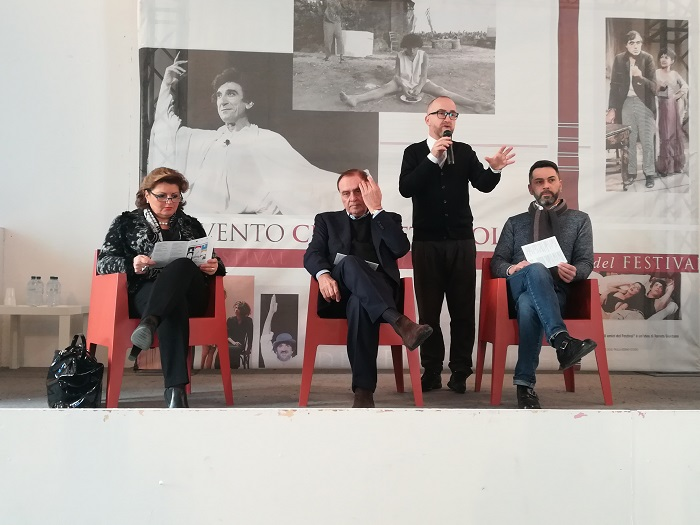 """Rassegna """"Città Spettacolo Teatro: Rinviato Spettacolo""""L'Incoronata, Vita e Morte di San Felice"""""""