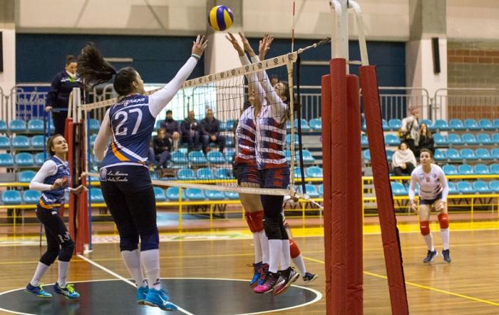La Bra.Ti Formazione SG Volley cede il passo al Montoro Volley