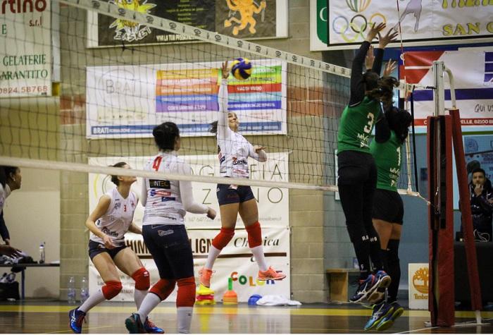 Il 2019 si apre con una vittoria per la BraTi Formazione SG Volley