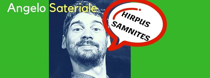 """Magnifico Visbaal Teatro: """"Hirpus Samnites"""" Il Cabaret del Giovedi."""