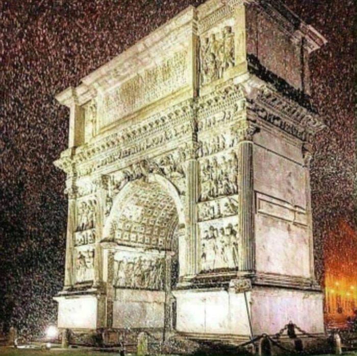 Benevento, le ordinanze sindacali a causa della neve e gelo.