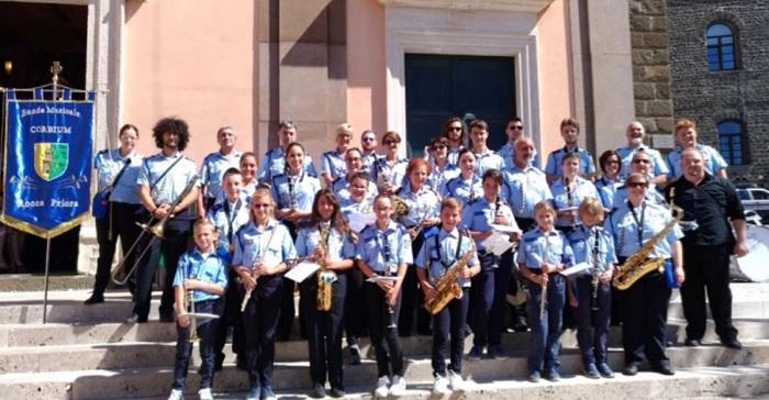 Ospedale Fatebenefratelli: sabato 12 Gennaio concerto della Banda Musicale Corbium di Rocca Priora.