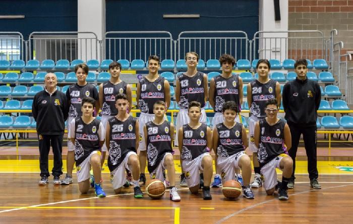 Edil Appia Basket Sant'Agnese Under 18: espugnata Maddaloni 63 a 50.