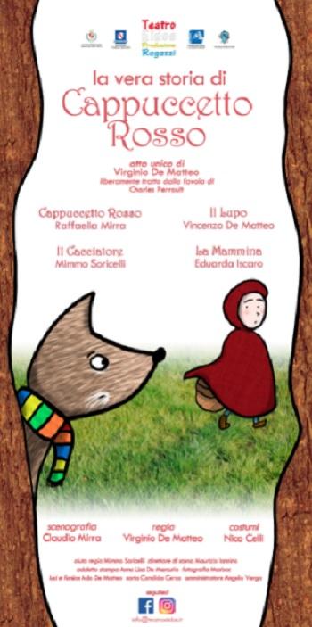 """Al De Simone, secondo appuntamento """"Il paese dei sogni""""organizzato dalla compagnia Teatro Eidos."""