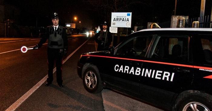 Arpaia: arrestato 48enne colpevole di estorsione aggravata da metodo mafioso.