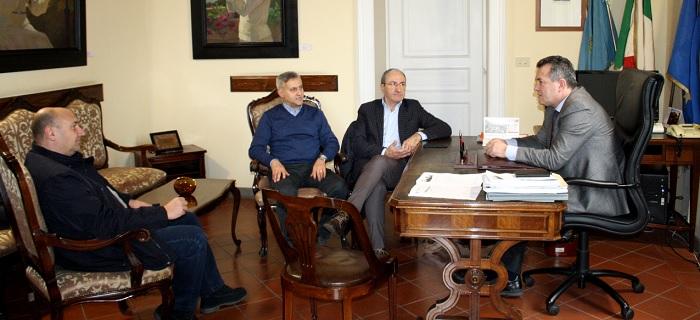 Prospettive di Sviluppo delle Aree Interne: il Presidente Di Maria incontra la Cisl IrpiniaSannio