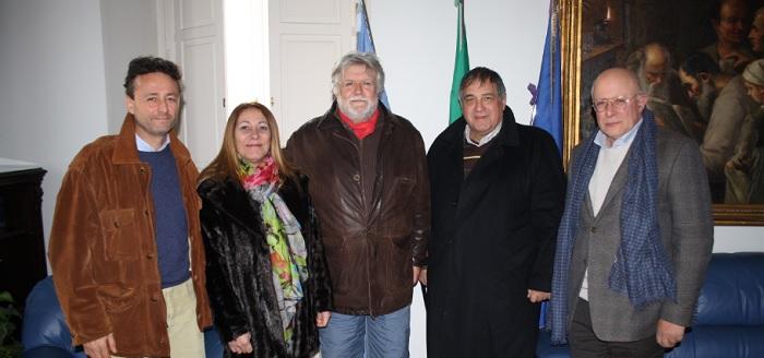 Chiuso il Triennio  del Collegio dei Revisori dei Conti della Provincia di Benevento.