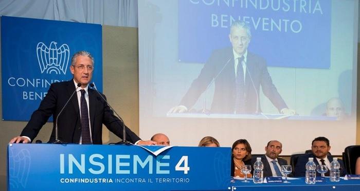 Il 23 e 24 gennaio seminario ICE in Confindustria Benevento.