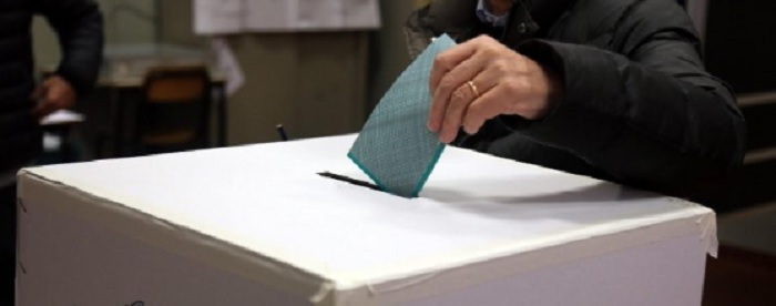Sorteggio per le Liste di Candidati al Consiglio Provinciale.