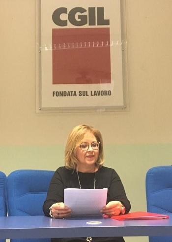 Evelina Viele eletta Segretario Generale Provinciale della FLC.CGIL.
