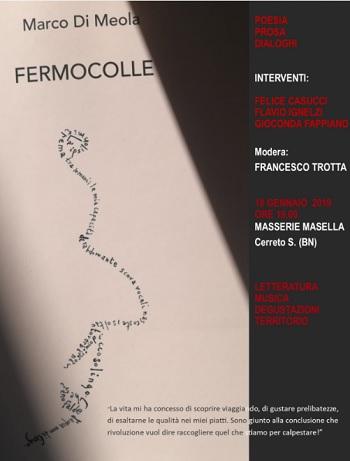 «Fermocolle»: il blog di Marco di Meola diventa un libro.