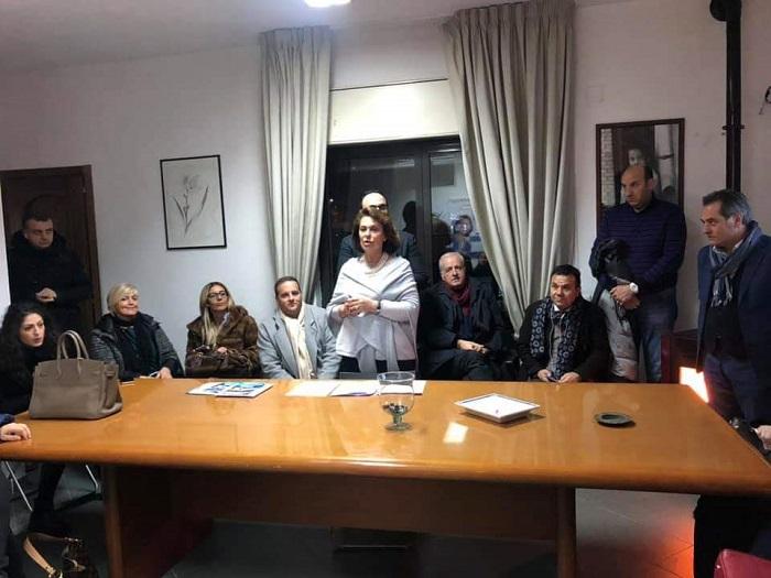 """Forza Italia. Incontro in sede per organizzare le due giornate su """"La Finanziaria e le sue criticità, No alla Manovra"""""""