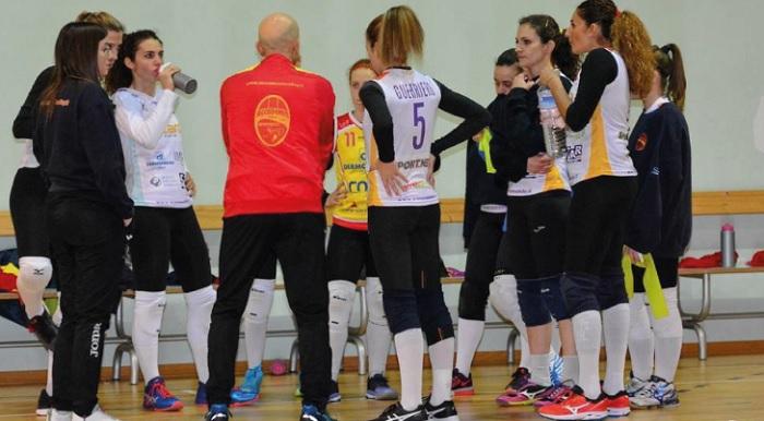 La Icaro Accademia Volley Benevento costretta a giocare a Pozzuoli.