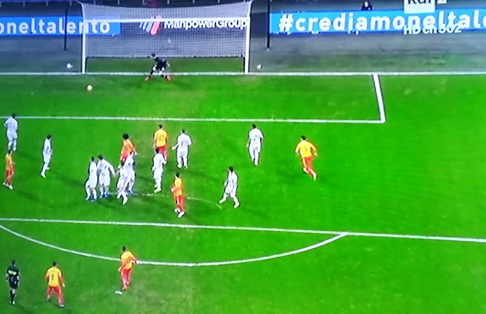 Al di la del risultato il Benevento è piaciuto. Inter 6 Benevento 2