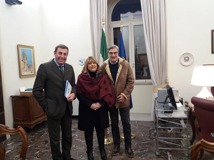 In Prefettura incontro tra il Garante per l'Infanzia e Regione Campania.