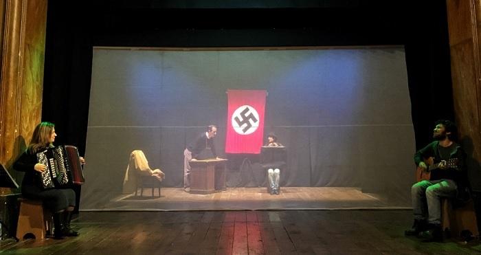 """Rassegna """"AnGHInGò Scuola"""",il 31 Gennaio in scena: """"La musicista di Auschwitz""""."""