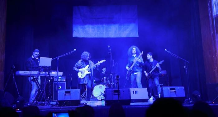 La Stazione Delle Frequenze,band sannita, si candida al concerto del Primo Maggio a Roma.