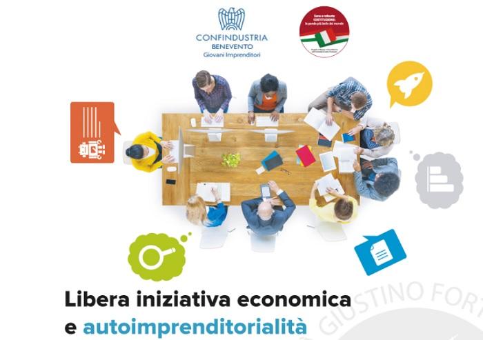 """Il 23 Gennaio incontro all'Unifortunato su """"Libera Iniziativa Economica e Autoimprenditorialità"""""""