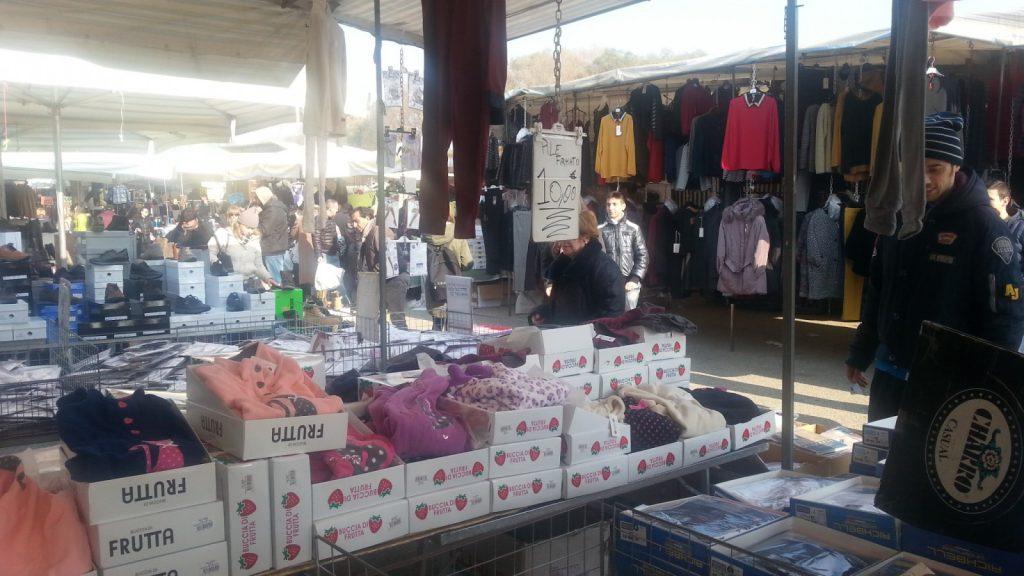 Domani riaprirà il tradizionale mercato regionale di Santa Colomba