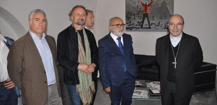 Donazione al Museo Arcos del Maestro Alfredo Mirahi Milot