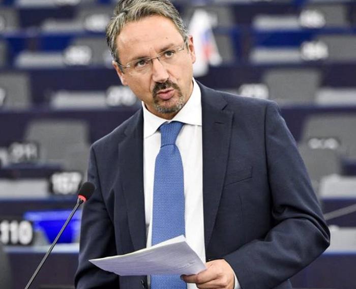 """Frane, Pedicini (M5S): """"Commissione europea conferma la gravitàdella situazione manonfaabbastanza""""."""
