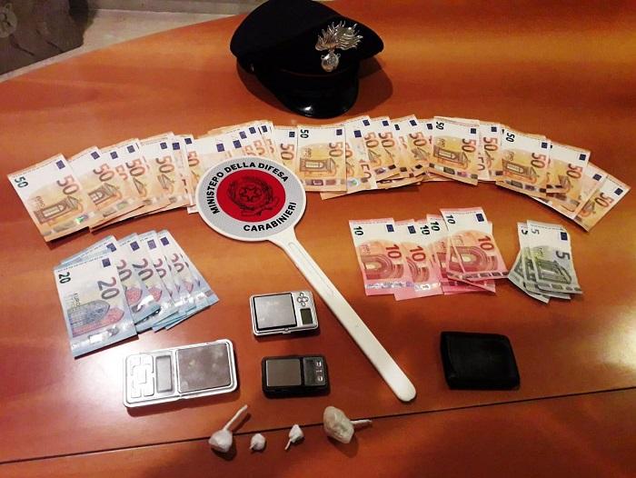 Benevento Rione Libertà: arresto per droga.